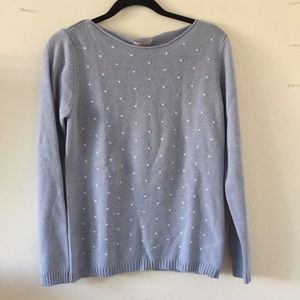 NWT Cashmere Wool Blend Sweater